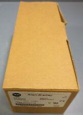 Box of 10 Allen Bradley Busbars 1 Pole MCB's Model 1489-AACL112 Ser A Ie 80A NIB