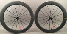 Mavic Comete Pro Carbon SL UST Tubeless Rim Brake Road Bike Wheelset MSRP $2100