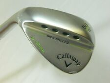 New LH Callaway MD3 Satin Chrome single 58* Lob wedge LW 58.11W wedge flex