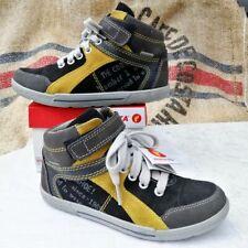 RICOSTA COOPER Gr.33 M Unisex-Kinder Leder Stiefel Boots Sneaker TEXMEMBRANE NEU