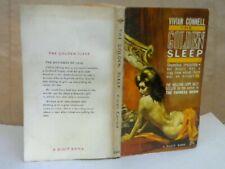 The Golden Sleep by Vivian Connell (P/B 1964)30.6