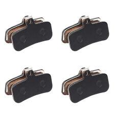 4 Pairs Semi Metal Brake Pads For Shimano-Saint M810 M820 ZEE 640 MTB Cycling