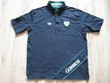 IRELAND GUINNESS COTTON__XL__ TRADERS RUGBY FOOTBALL UNION JERSEY SHIRT TOP