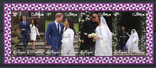 Niue 2018 MNH Prince Harry & Meghan Markle Royal Wedding 4v M/S Royalty Stamps