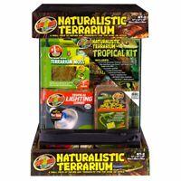 Zoo Med Naturalistic Terrarium Tropical Kit 12 X 12 X 18 Inch