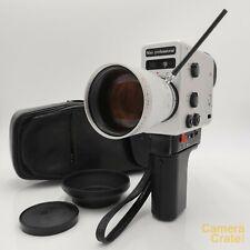 Nizo Professional Super 8 Cine Film Camera & Case - Fully Working Canon #S8-2284