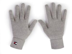 Damen Handschuhe Tommy Hilfiger Grau AW0AW10732-P01