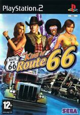 * SEGA King of Route 66 (PAL) (Sony PS2) RARE BRAND NEW & FACTORY SEALED! *