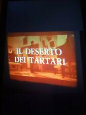 "Pellicola Film 16mm ""Il deserto dei tartari"".Vittorio Gassman."