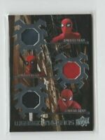 Spiderman Homecoming Costume Trading Card #WTT6 Spider-Man