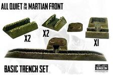 TR001 Trench Set 1 for AQMF, Alien Dungeon, New