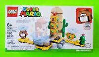 LEGO Super Mario Desert Pokey Expansion Set 180 pieces - NEW 71363