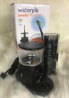 Waterpik Sonic-Fusion Professional Flossing Electric Toothbrush Black