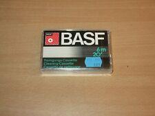 BASF MC REINIGUNGS-KASSETTE in NEU SEALED