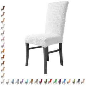 Stuhlhusse Stuhlbezug Elastische Husse Dekoration Stuhl Husse Passform Stretch
