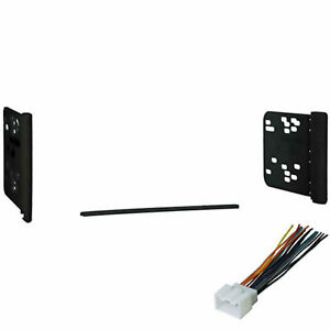 Metra 95-5817 Double DIN Installation Dash Kit for Select Vehicles w/ Harness