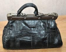 sac à main en cuir marque Genuine Leather TBE très beau sac