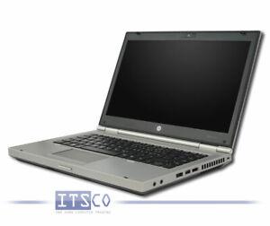 "NOTEBOOK HP ELITEBOOK 8460p INTEL CORE i5-2540M 4GB RAM 320GB HDD DVD±RW 14"" HD"