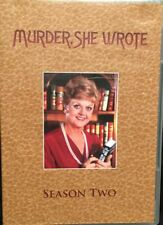Murder, She Wrote: Season 2 DVD Used Very Good Condition