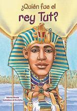 Quien fue el rey Tut? /Who Was King Tut? (Quien Fue?/ Who Was?) (Spanish Edition