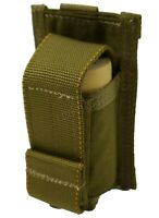 NEW London Bridge LBT-6055A Single 40mm Grenade MOLLE Pouch - Coyote Tan