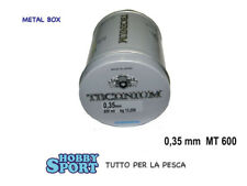 FILO TECHNIUM SHIMANO 600 MT  mm 0,35 METAL BOX