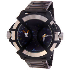 Fastrack Design Ceramic Belt Multi dial Mens Watch FOREST BRAND