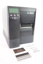 Zebra ZM400 Label Printer ZM400-2001-0100T Ethernet Par/Ser USB, New Printhead