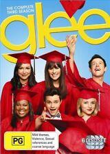 Glee : Season 3 (DVD, 2012, 6-Disc Set)