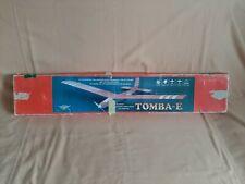 Modellbau Segelflugzeug RC --TOMBA-E vintage