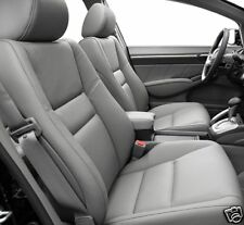 2006 - 2010 Civic EX Leather Interior Covers - Gray