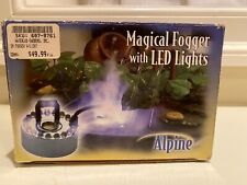 NEW The Fogger with LED Lights by Alpine