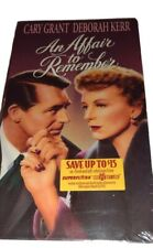 an affair to remember VHS 1992 release Cary Grant Deborah Kerr 1957 sealed new