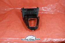 16-17 FORD FOCUS RS CENTER CONSOLE SHIFTER BOOT TRIM BEZEL SURROUND OEM FACTORY