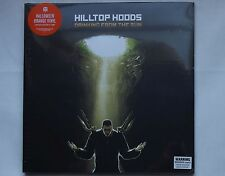 HILLTOP HOODS Drinking From The Sun LP OZ Hip Hop SEALED Orange VINYL 1000 Press