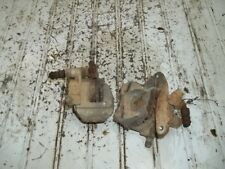 1999 YAMAHA BIG BEAR 350 4WD FRONT BRAKE CALIPERS (PARTS OR REPAIR)