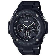 Casio G-Shock 200M WorldTime Solar Powered G-STEEL Men's Watch GST-S100G-1B