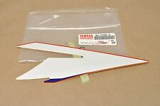 Nos Oem Yamaha 1998 Vmax Vx600 Vx700 Sx Right Hood Shroud Graphic Decal Sticker