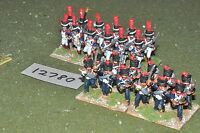 25mm napoleonic / french - guard infantry 24 figs - inf (12780)