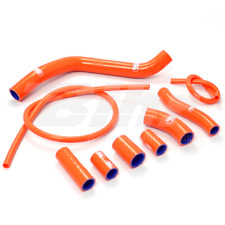 SAMCO SET MANCHON TUYAUX RADIATEUR ORANGE KTM SUPERMOTO 990 2006-2008