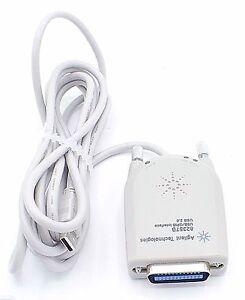 New In Box Agilent 82357B USB-GPIB Interface High-Speed 2.0 Keysight CD Driver