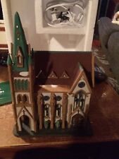 Dept 56 All Saints Corner Church #5542-5 Christmas In The City Series