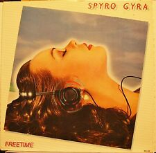 "Spyro Gyra ""Freetime"" LP Record 1981 Excellent Condition"