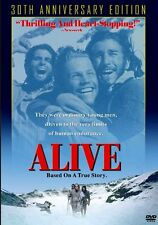 True Life Stranded in Snow in Andes Mountains Survival Story ALIVE on DVD