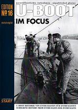U-Boot im Focus - Edition No. 16; Luftfahrtverlag Start, NEU &