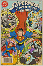 SUPERMAN ADVENTURES ANNUAL#1 FN 1997  DC COMICS