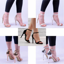 Unbranded Standard (D) Width Slim Heels for Women