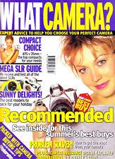 What Camera magazine ,   Summer    1999
