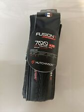 Hutchinson Fusion 5 All Season Tubeless Bike Tire Sz 700c x 25c Black