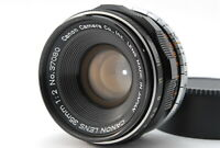 NEAR MINT CANON 35mm f/2 Lens for L39 LEICA SCREW MOUNT LTM From JAPAN